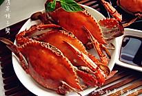 原汁原味--清蒸螃蟹的做法