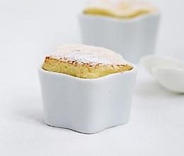 舒芙蕾#美的嵌入式烤箱#的做法