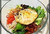 米饭控看过来……厨余和米饭的消灭者 韩式拌饭的做法