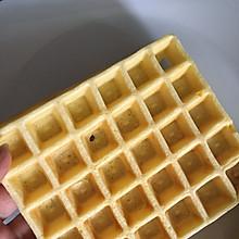 十分钟早餐:华夫饼