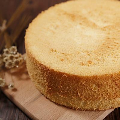 蛋糕的做法(烤箱做戚风蛋糕)
