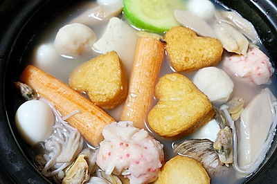 魚丸鮮湯煲