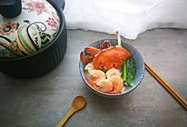 奇鲜无比的潮汕海鲜砂锅粥的做法