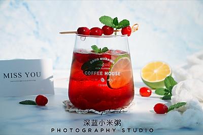 初恋的味道— 蔓越莓Mojito