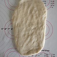 100%中种北海道吐司的做法图解9
