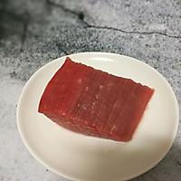 老北京烧饼夹烤肉#利仁电饼铛,烙烤不翻锅#的做法图解1