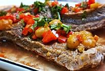 红葱黄豆酱蒸牛肉的做法