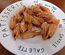 炒虾头的做法