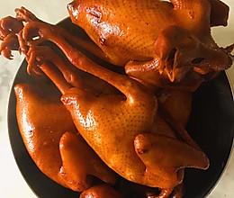 一试难忘的广东豉油王乳鸽的做法