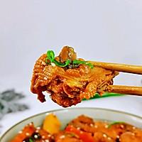 #入秋滋补正当时#山药胡萝卜炖鸡块的做法图解12