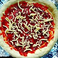 披薩的做法圖解3