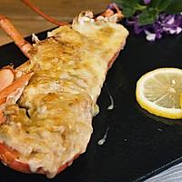 芝士蒜蓉焗龙虾的做法图解16