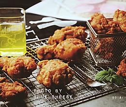 炸鸡#好吃不上火#的做法