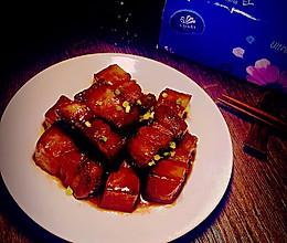 秘制上海本帮红烧肉#维达与你传承年味#的做法