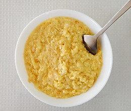阴米粥:超级补身体的粥!高考、生病必吃!的做法