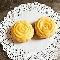仿香港美心流心奶黄月饼#法国乐禧瑞,百年调味之巅#的做法图解44