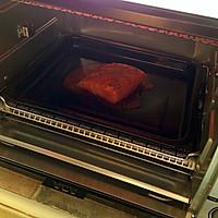 奥尔良风情烤鲟鱼片的做法图解5