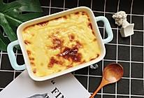 #花10分钟,做一道菜!#奶香焦糖布丁的做法