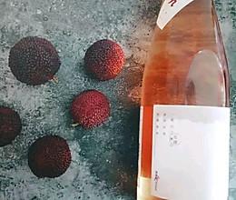 应季果酒 | 一杯杨梅酒,温柔了整个夏日时光。的做法