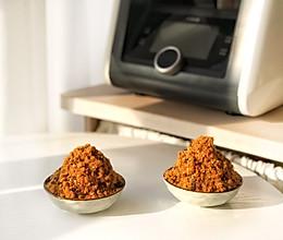 米博菜谱~松脆可口的芝麻海苔肉松的做法