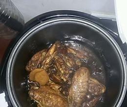 电饭煲可乐鸡翅的做法