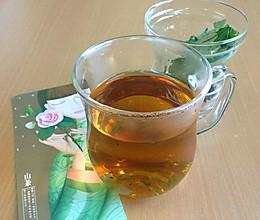 减肥排毒超管用的荷叶茶的做法