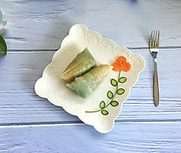 #童年不同样,美食有花样#彩色粽子的做法