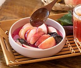 紫苏桃子姜|消暑解腻的做法