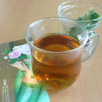 减肥排毒超管用的荷叶茶