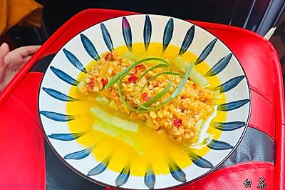 营养美味的蒜蓉丝瓜
