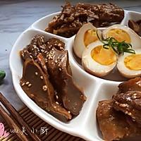 凉拌鸭翅、鸭胗、卤肉#丘比沙拉汁#