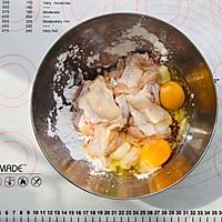 香辣鸡腿汉堡(含面包胚的制作)的做法图解15