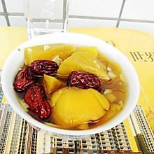 红薯红枣姜汤