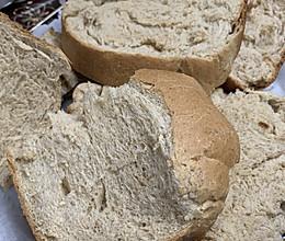 全麦面包(面包机版本)的做法