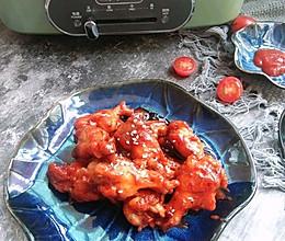 酸甜开胃番茄酱鸡小腿的做法