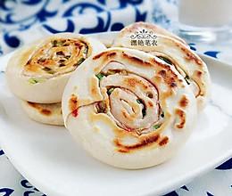 香葱腐乳小饼的做法