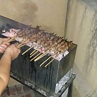 羊肉串、牛肉串的做法图解2