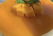 芒果镜面慕斯蛋糕的做法