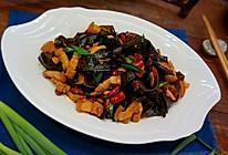 海带结烧肉-----开胃下饭的做法