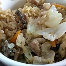 闽南咸饭(包菜版)
