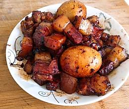 电饭锅红烧肉(健康美味不用一滴油)的做法