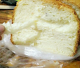 汤种加中种的土司的做法