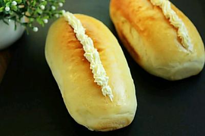 奶油面包#美的FUN烤箱·焙有FUN儿#