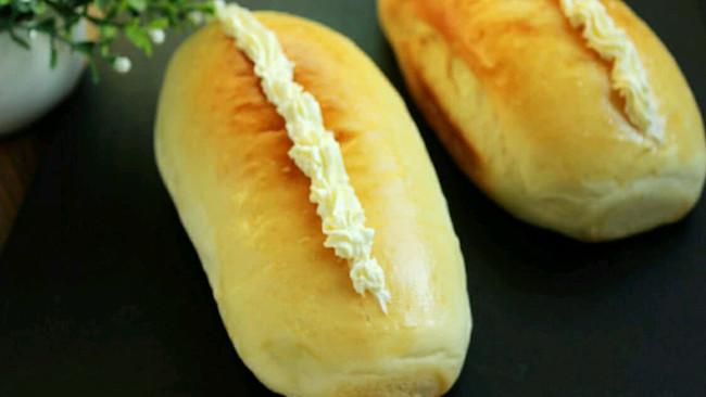 奶油面包#美的FUN烤箱·焙有FUN儿#的做法