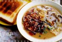 「西安人の早餐」不正宗的肉丁胡辣汤的做法