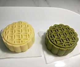 自制绿豆糕~解暑小甜品糖尿病人也能吃哦的做法