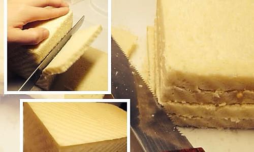 北海道吐司~非常适合做三明治的做法