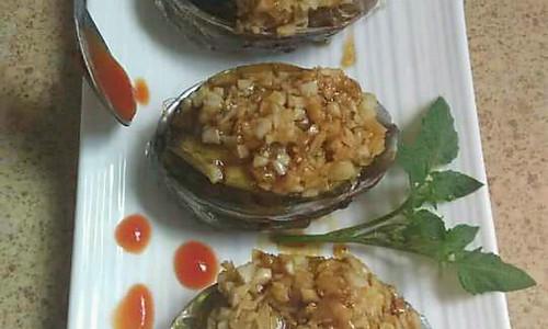海鲜系列之蒜蓉鲍鱼的做法