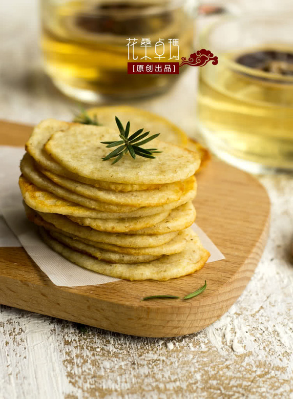 【全麦土豆薄饼】与众不同的土豆新吃法的做法