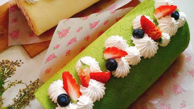 不开裂的蛋糕卷的做法